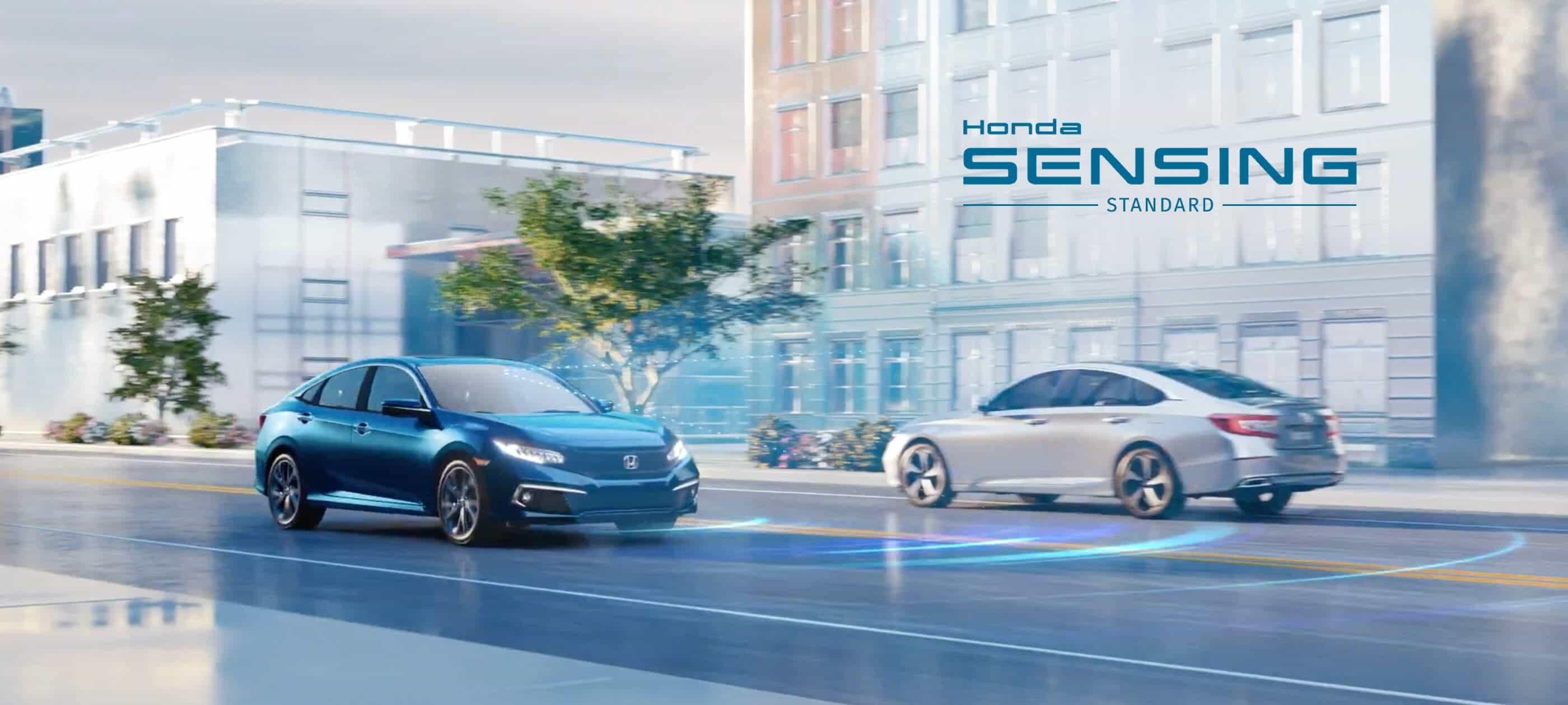 Honda Sensing<sup>®</sup> Estándar
