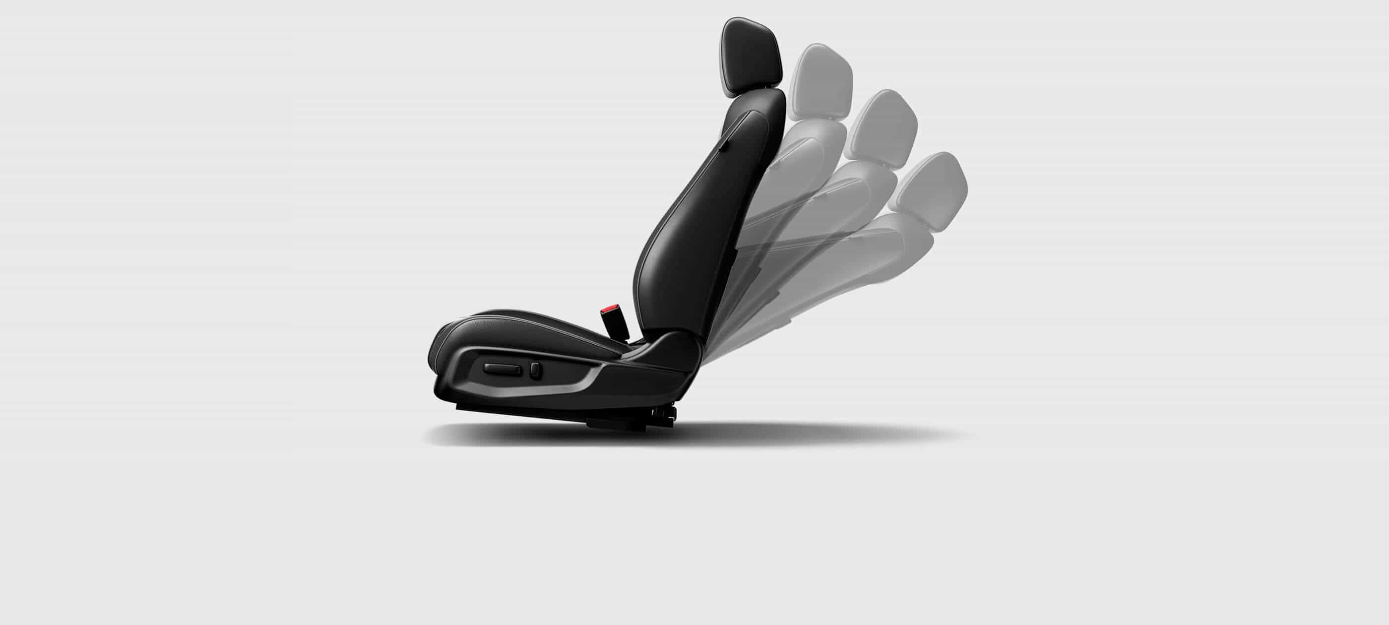 8-Way Power Driver's Seat