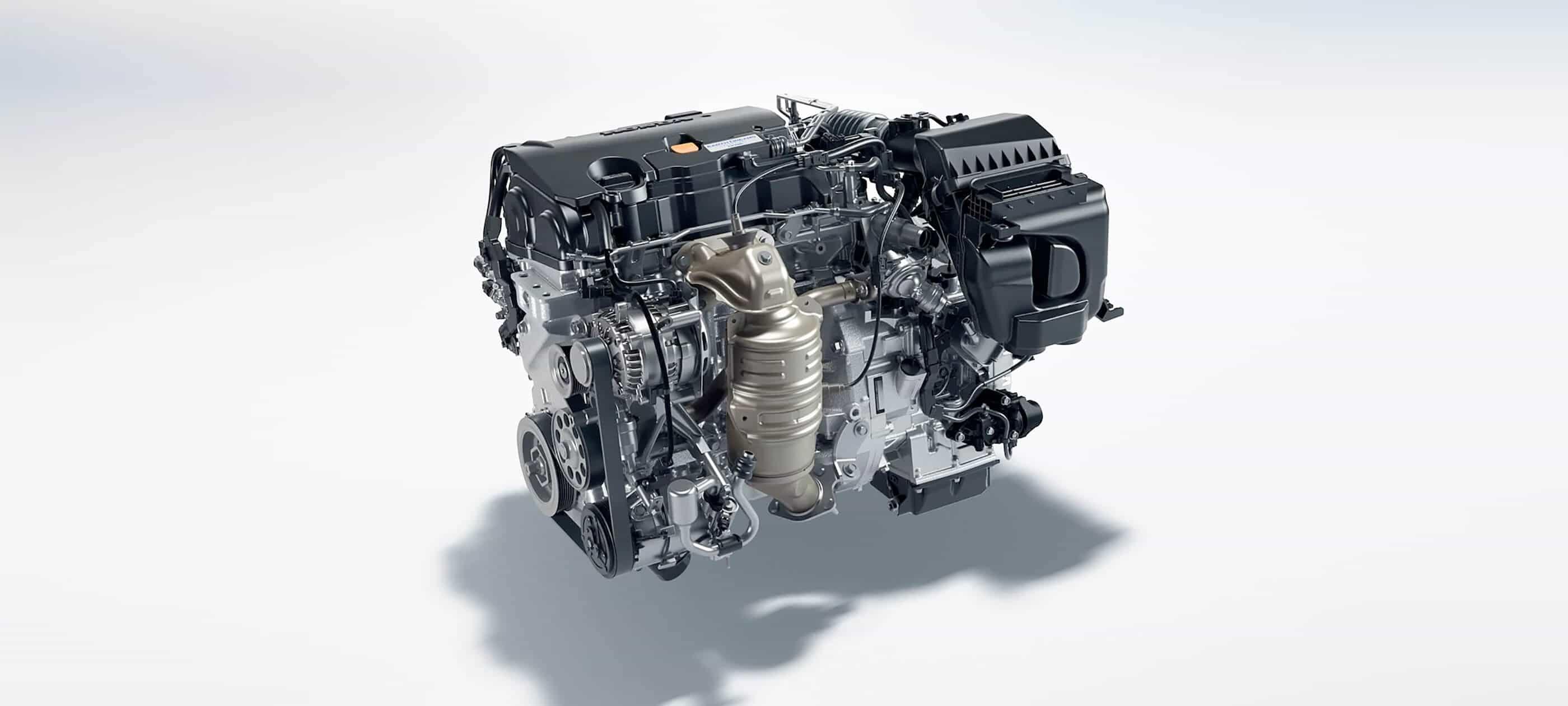 Motor de 158 caballos de fuerza