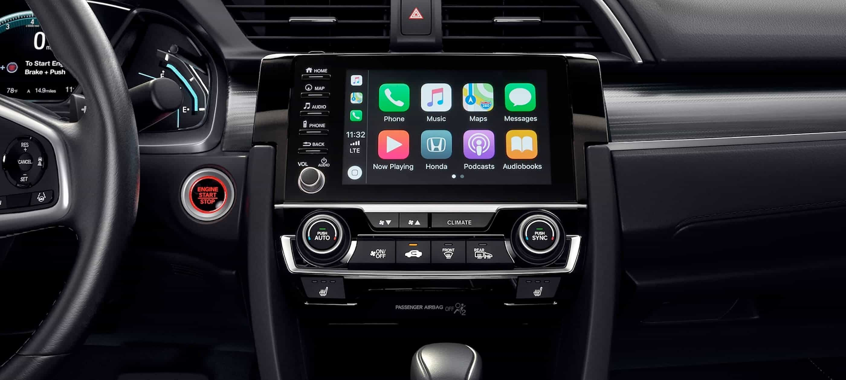 Apple CarPlay<sup>®</sup> Integration