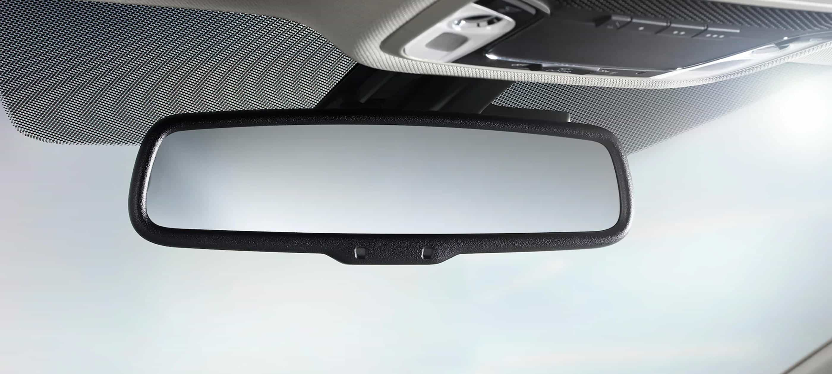 Automatic-Dimming Rearview Mirror