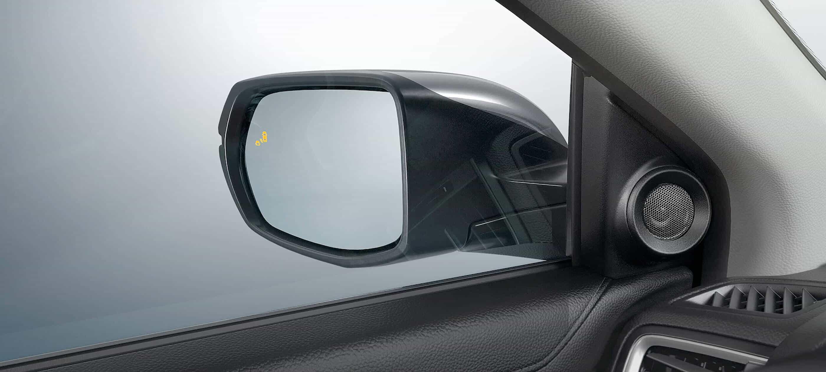 Blind Spot Information System