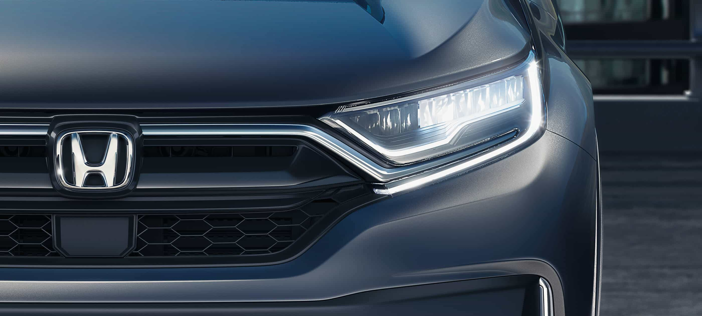 LED Headlights with Auto-On/Off