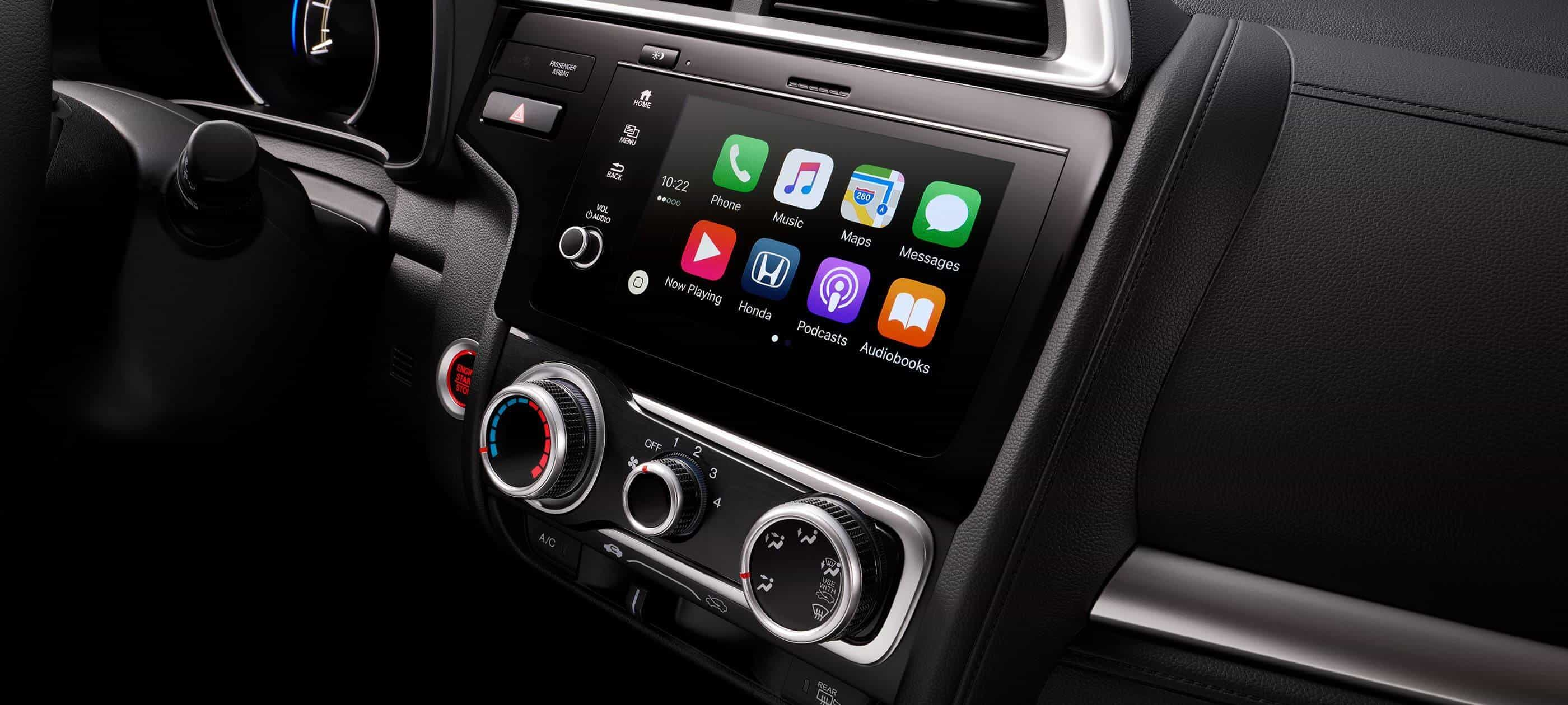 Integración con Apple CarPlay<sup>®</sup>