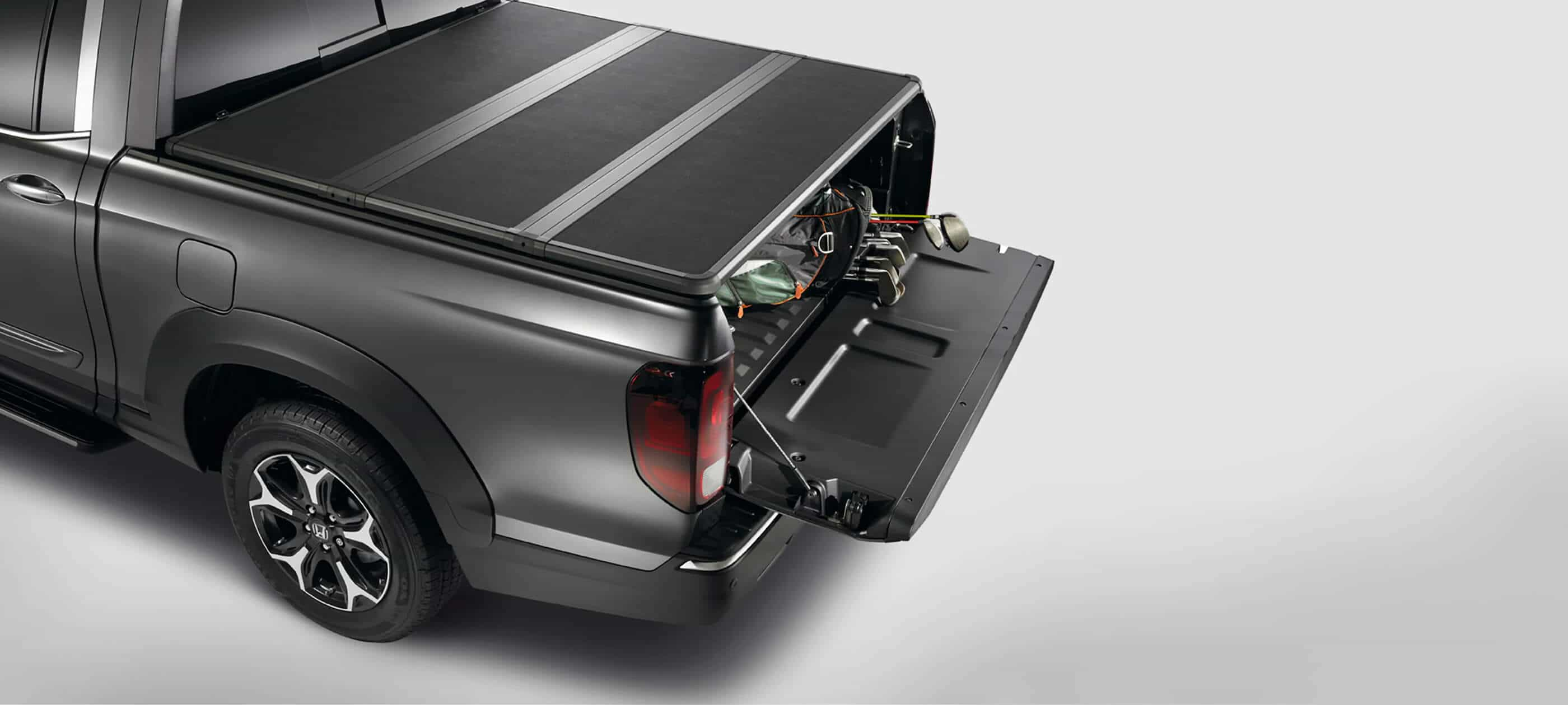 Lockable Tailgate
