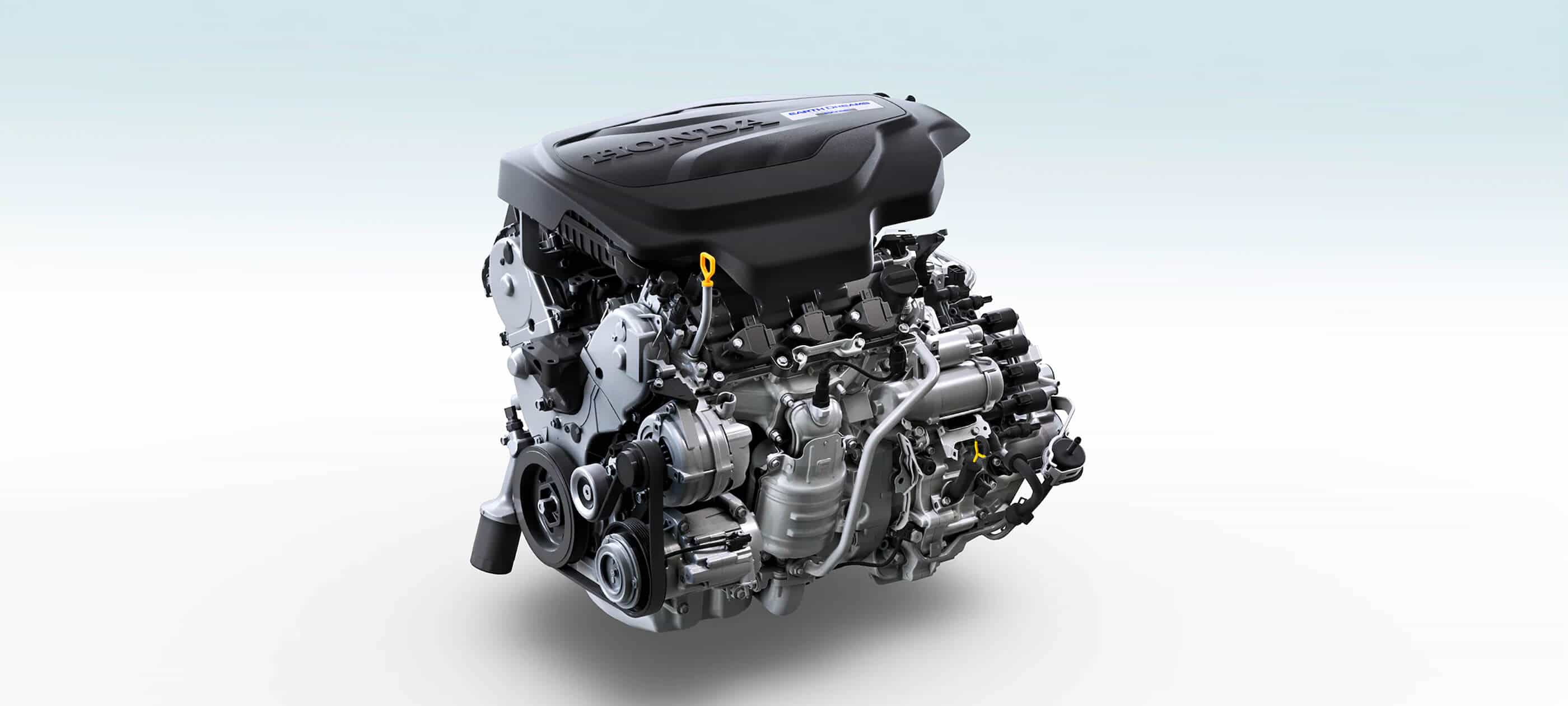 280-hp V-6 Engine