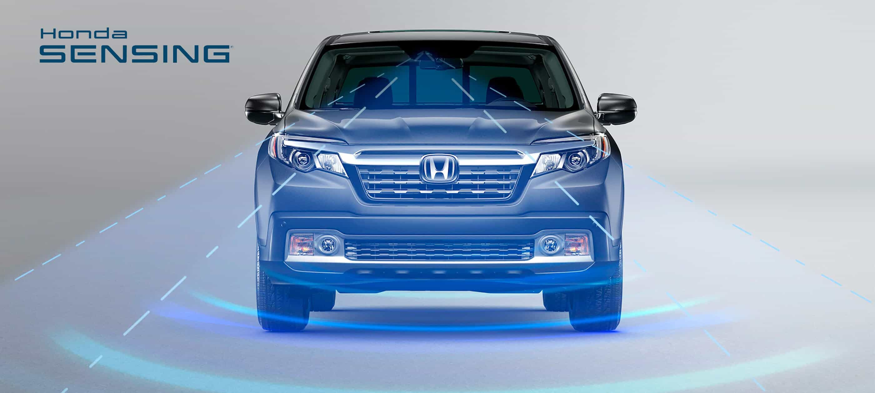The Honda Sensing<sup>®</sup> Suite