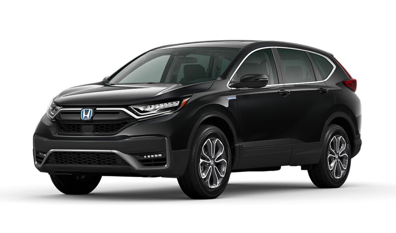 CRV Hybrid EX-L