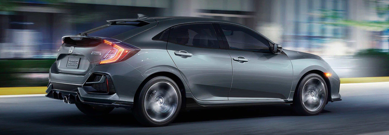 2021 Civic Hatchback