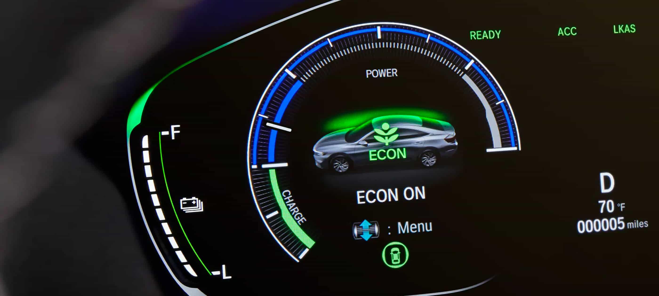 ECON Drive Mode