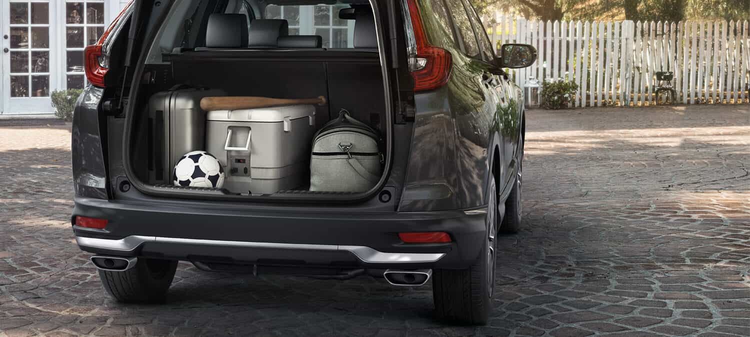 2020 Honda CR-V AWD Rear Cargo Space