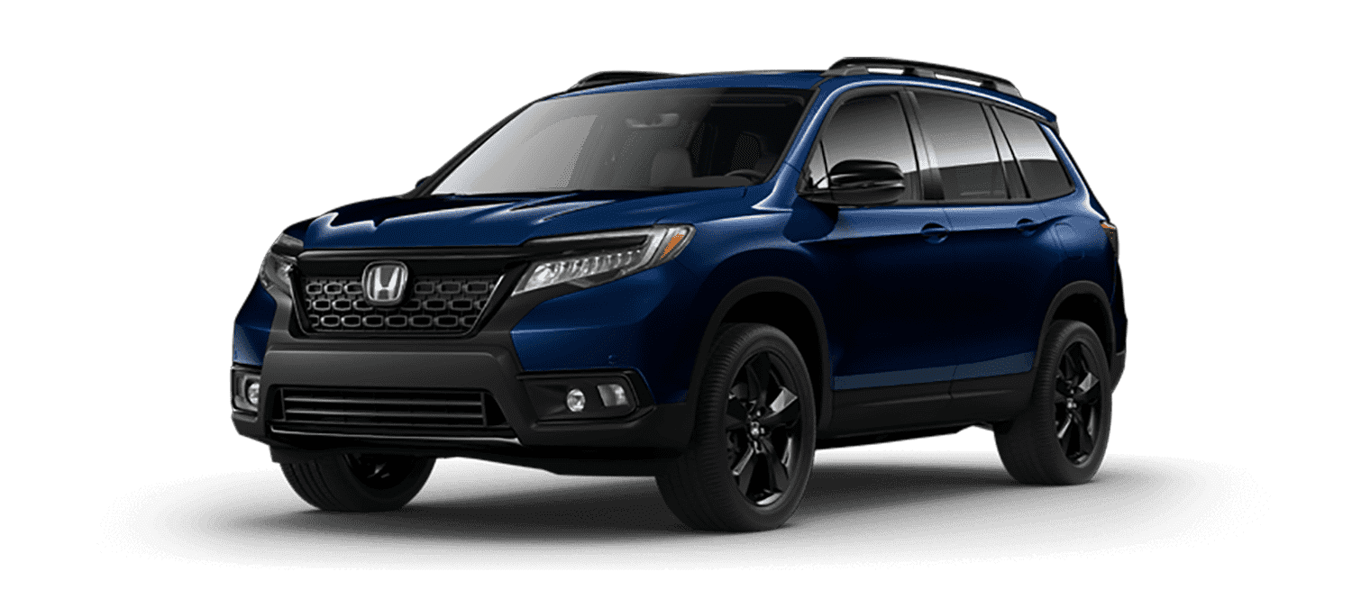 2019 Honda Passport All Wheel Drive Jellybean