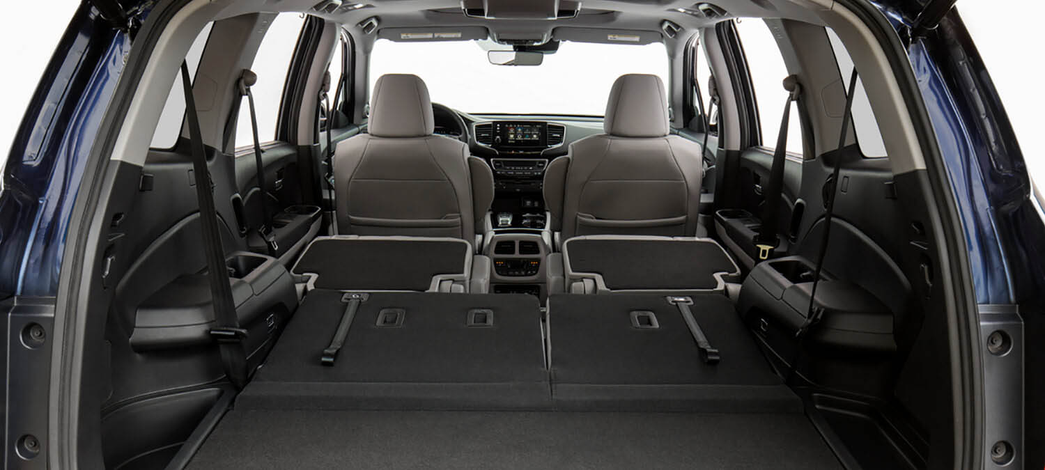 2020 Honda Pilot AWD Interior Maximum Cargo Space