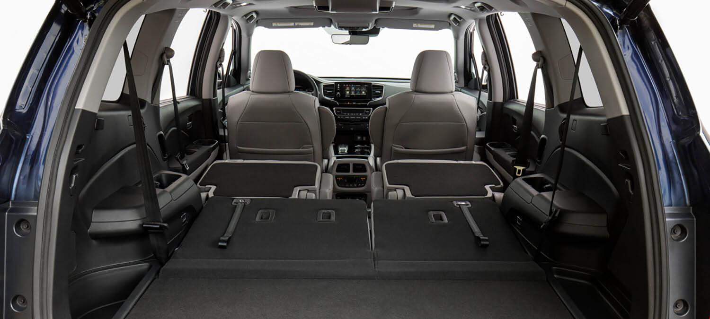 2020 Honda Pilot AWD Interior Maximum Cargo Space
