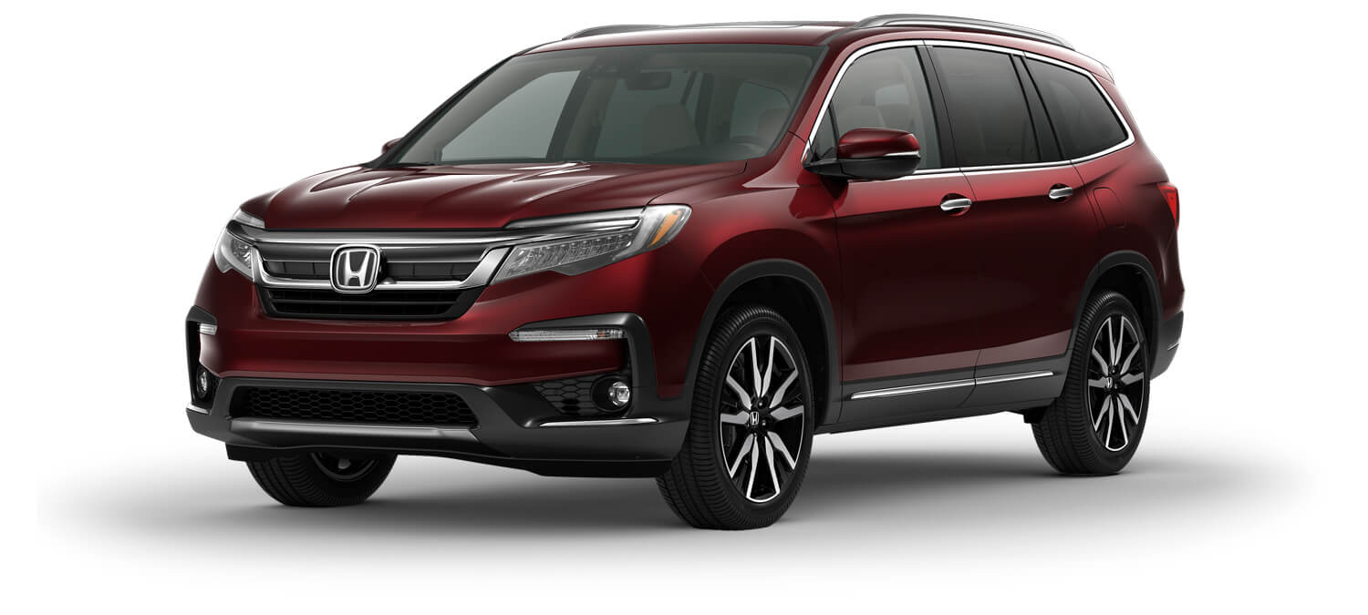 2020 Honda Pilot All Wheel Drive Jellybean