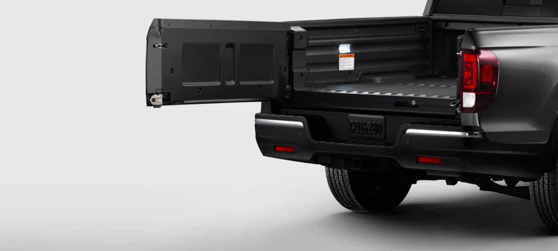 2020 Honda Ridgeline AWD Exterior Dual Action Tailgate